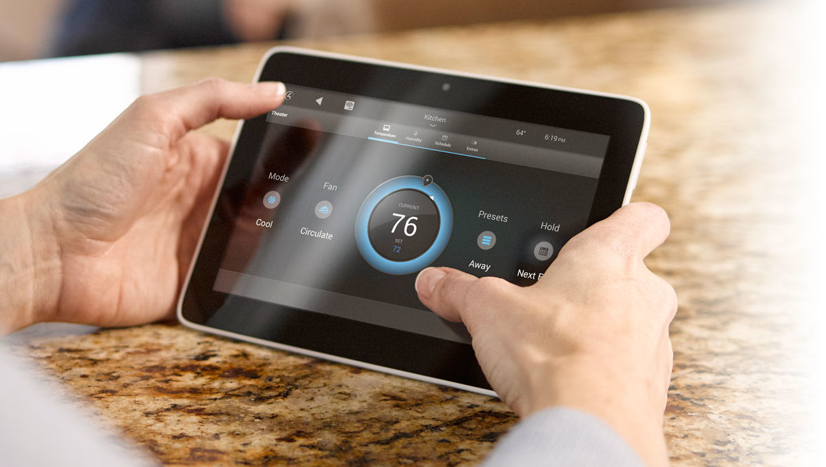 a look inside our home automation solutions