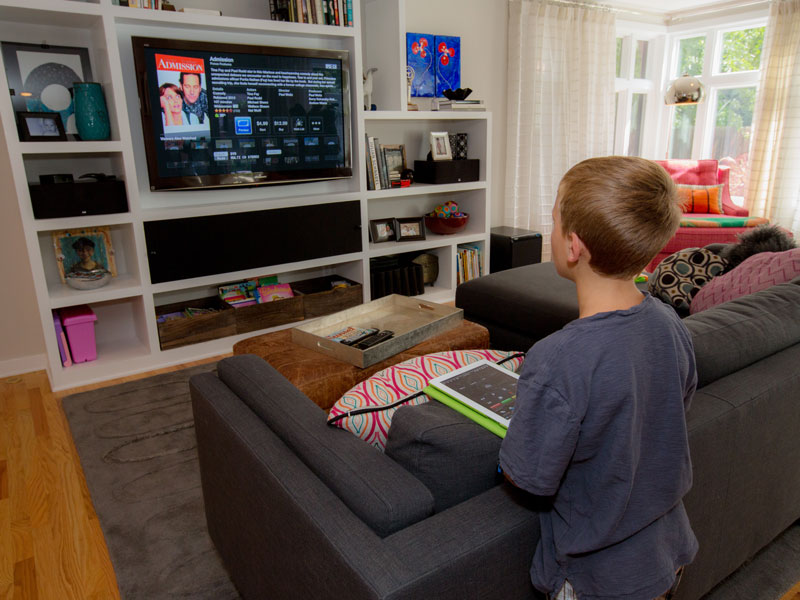 create space for your family with home automation