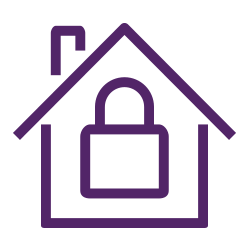 home automation extends beyond media and includes home security