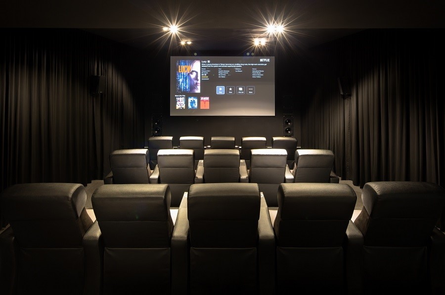 why choose symspire for your home theater installation. Black Bedroom Furniture Sets. Home Design Ideas
